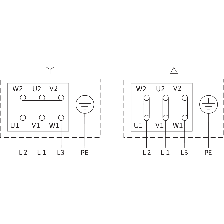 Блочный насос Wilo CronoBloc-BL 65/190-18,5/2