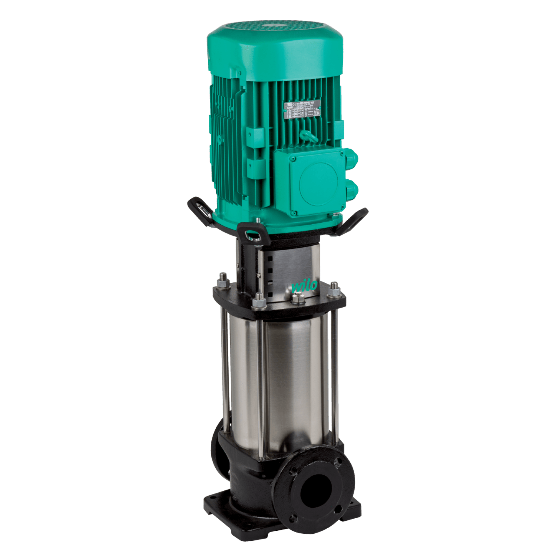 Вертикальный многоступенчатый насос Wilo Helix FIRST V 405-5/25/E/S/