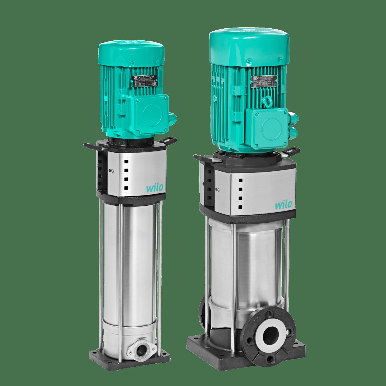 Вертикальный многоступенчатый насос Wilo Helix V 1001-1/16/E/KS
