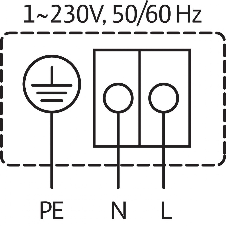 Циркуляционный насос Wilo Stratos MAXO 25/0,5-4 16 bar
