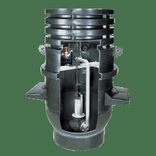 Напорная установка отвода сточной воды Wilo DrainLift WS 1100D/MTC 32, MTS 40