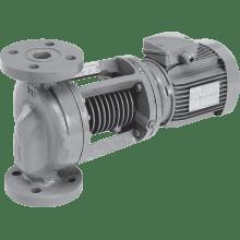 Циркуляционный насос с сухим ротором в исполнении Inline Wilo VeroLine-IPH-W 20/160-0,37/4