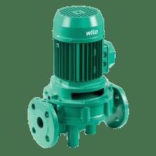 Циркуляционный насос с сухим ротором в исполнении Inline с фланцевым соединением Wilo VeroLine-IPL 40/150-3/2