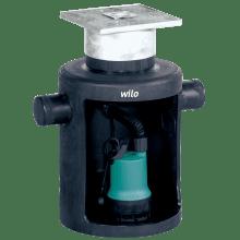 Напорная установка отвода сточной воды Wilo DrainLift Box 32/11