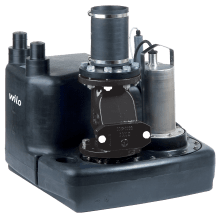 Напорная установка отвода сточной воды  Wilo WILO-DRAINLIFT M1/8 (3~) NRV
