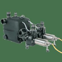 Напорная установка отвода сточной воды Wilo DrainLift XXL 1040-2/3,9