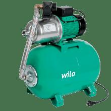 Насосная станция Wilo MultiPress HMP 605