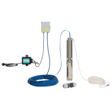Скважинный насос Wilo Sub TWU 4-0405-C-Plug&Pump/FC (1~230 V, 50 Гц)