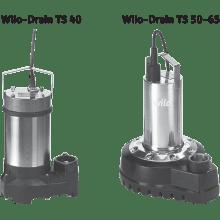 Погружной насос для сточных вод Wilo Drain TS 40/14-A (1~230 В)