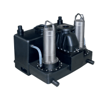 Напорная установка для отвода сточных вод Wilo RexaLift FIT L 1-10