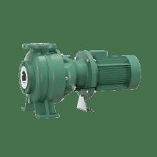 Насос для отвода сточных вод блочной конструкции со встроенным стандартным электродвигателем фекальный насос Wilo RexaBloc RE 08.52W-170DAH100L-4