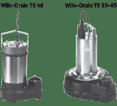 Погружной насос для сточных вод Wilo Drain TS 50 H 111/11 CEE (3~400 В)