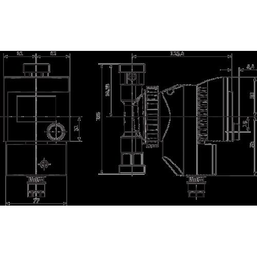 Циркуляционный насос Wilo Star-Z 15 TT