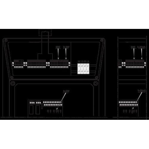 Вертикальный многоступенчатый насос Wilo Helix VE 3605-1/16/E/KS
