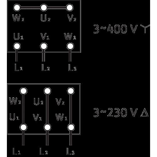 Вертикальный многоступенчатый насос Wilo Multivert MVI 114 (3~400 V, EPDM, PN 16)
