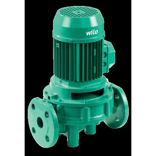 Циркуляционный насос с сухим ротором в исполнении Inline с фланцевым соединением Wilo VeroLine-IPL 50/140-3/2