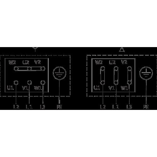 Блочный насос Wilo CronoBloc-BL 80/160-15/2