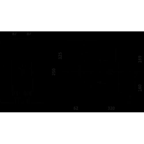 Циркуляционный насос Wilo Yonos MAXO 40/0,5-16