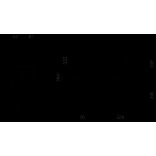 Циркуляционный насос Wilo Yonos MAXO 65/0,5-12